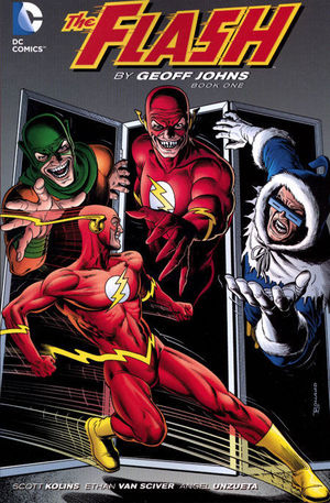 FLASH BY GEOFF JOHNS TP #1
