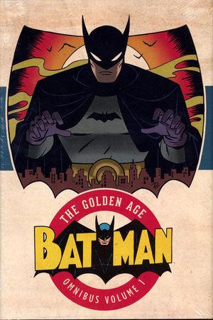 BATMAN THE GOLDEN AGE OMNIBUS HC #1