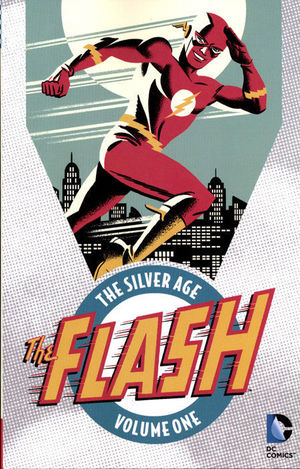 FLASH THE SILVER AGE TP #1