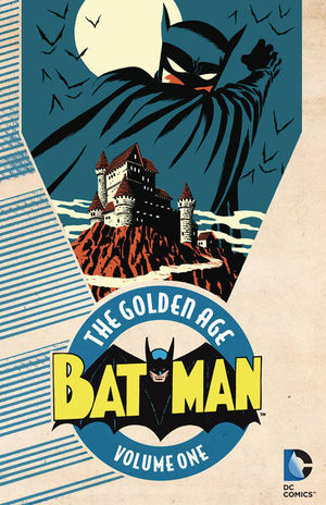 BATMAN THE GOLDEN AGE TP #1