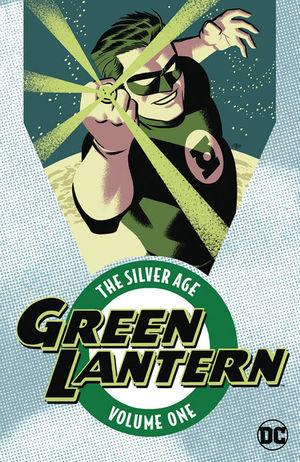 GREEN LANTERN THE SILVER AGE TP #1