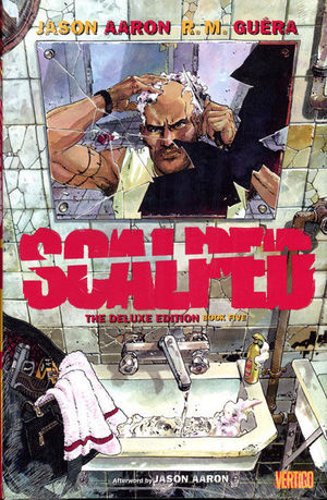 SCALPED HC BOOK #5