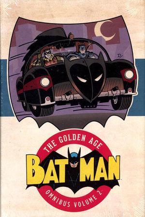 BATMAN THE GOLDEN AGE OMNIBUS HC #2