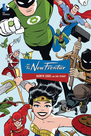 THE NEW FRONTIER TP