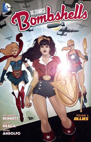 DC COMICS BOMBSHELLS TPB (2016) #2