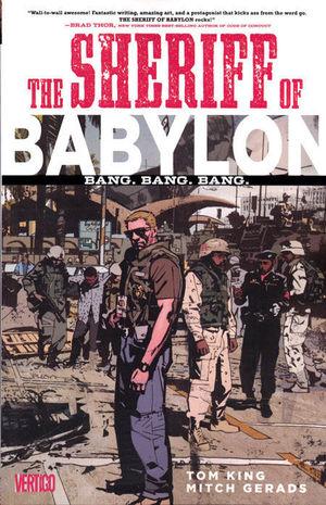 SHERIFF OF BABYLON TP #1
