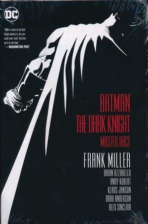 BATMAN DARK KNIGHT MASTER RACE HC