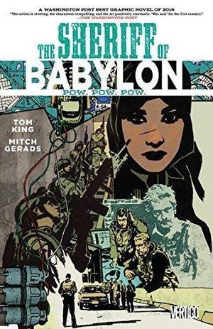 SHERIFF OF BABYLON TP #2