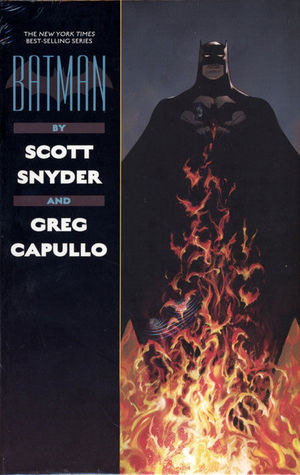 BATMAN BY SCOTT SNYDER AND GREG CAPULLO BOX SET #1