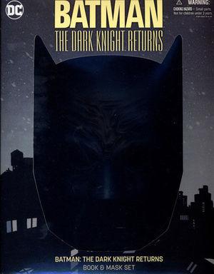 BATMAN DARK KNIGHT RETURNS BOOK & MASK SET #1