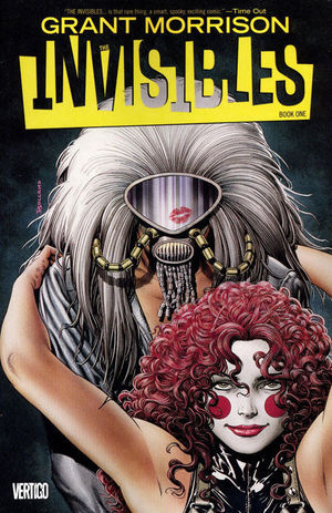 INVISIBLES TP BOOK