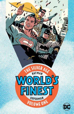 BATMAN & SUPERMAN IN WORLDS FINEST: SILVER AGE TP #1