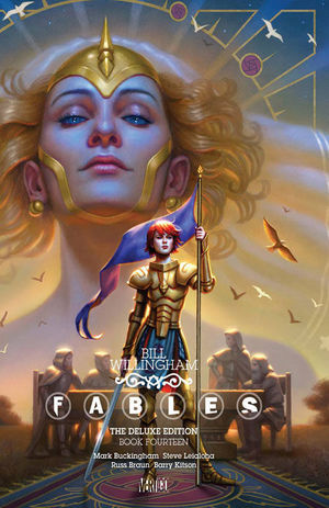 FABLES DELUXE EDITION HC #14