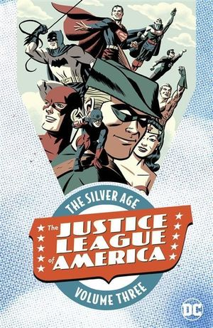 JUSTICE LEAGUE OF AMERICA: THE SILVER AGE #3