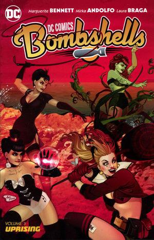 DC COMICS BOMBSHELLS TPB (2016) #3
