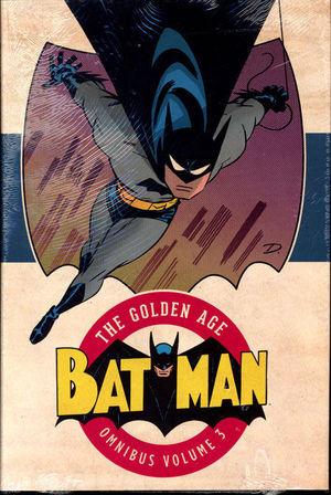 BATMAN THE GOLDEN AGE OMNIBUS HC #3