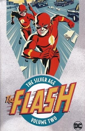 FLASH THE SILVER AGE TP #2