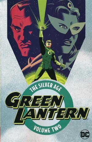 GREEN LANTERN THE SILVER AGE TP #2