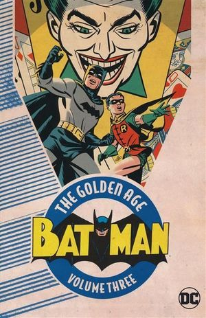 BATMAN THE GOLDEN AGE TP #3