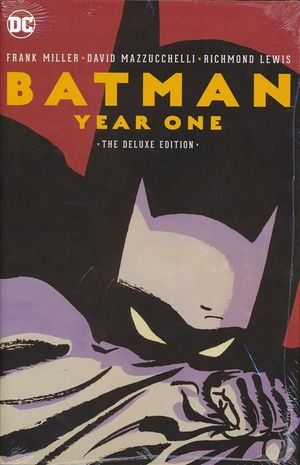 BATMAN YEAR ONE DELUXE ED HC #1