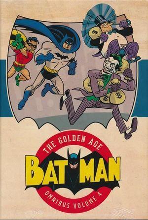 BATMAN THE GOLDEN AGE OMNIBUS HC #4