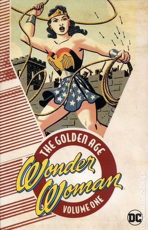 WONDER WOMAN THE GOLDEN AGE TPB (2017 DC)