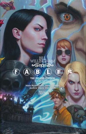 FABLES DELUXE EDITION HC #15