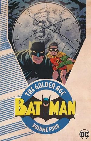 BATMAN THE GOLDEN AGE TP #4
