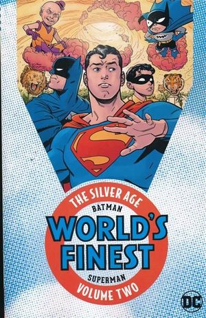 BATMAN & SUPERMAN IN WORLDS FINEST: SILVER AGE TP