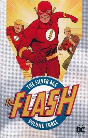 FLASH THE SILVER AGE TP #3