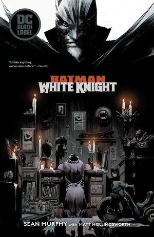 BATMAN WHITE KNIGHT TP #1