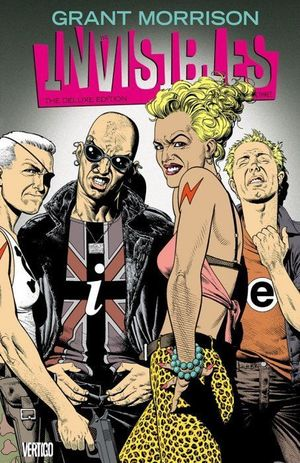 INVISIBLES TP BOOK #3