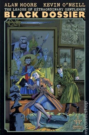 LEAGUE OF EXTRAORDINARY GENTLEMEN LEAGUE OF EXTRAORDINARY GENTLEMEN BLACK DOSSIER GN