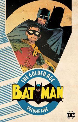 BATMAN THE GOLDEN AGE TP #5
