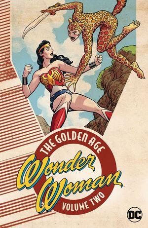 WONDER WOMAN THE GOLDEN AGE TPB (2017 DC) #2