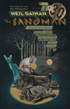 SANDMAN TP VOL 30TH ANNIVERSARY  #3