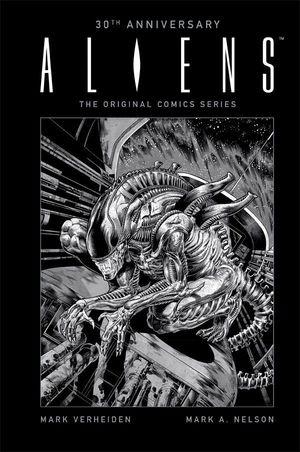 ALIENS 30TH ANNIVERSARY ORIGINAL COMICS SERIES HC #1
