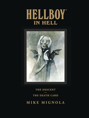HELLBOY IN HELL LIBRARY EDITION HC #1
