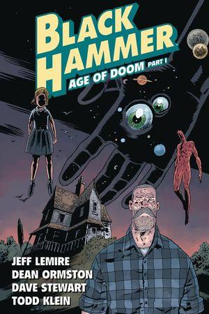 BLACK HAMMER TP #3