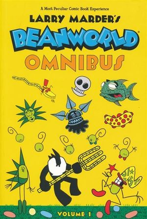 BEANWORLD OMNIBUS TPB (2018)  #1