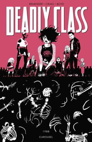 DEADLY CLASS TP #5