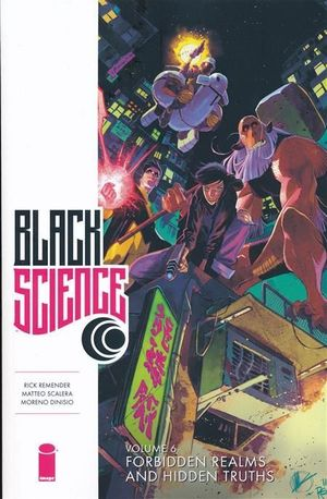 BLACK SCIENCE TP #6