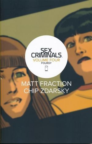 SEX CRIMINALS TP #4