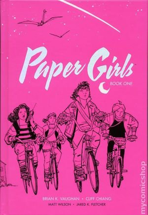 PAPER GIRLS HC (2017 IMAGE) DELUXE EDITION