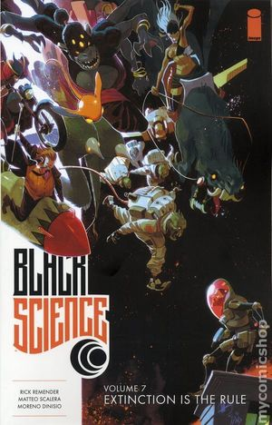 BLACK SCIENCE TP #7