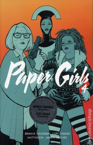 PAPER GIRL TPB