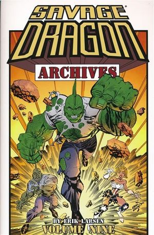 Savage Dragon Archives TP #9