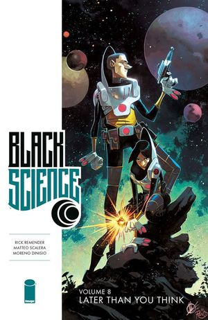 BLACK SCIENCE TP #8