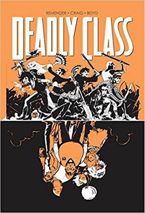 DEADLY CLASS TP #7