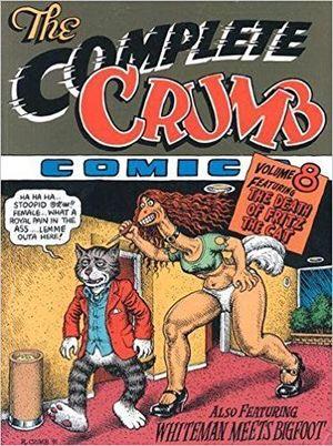 COMPLETE CRUMB COMICS TP #8